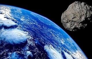 Güneş Sistemi'ndeki Dev Bir Göktaşı Dünya'nın...