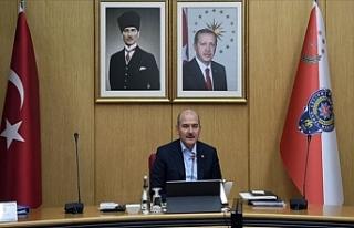 İletişim Başkanlığı: İçişleri Bakanı Soylu'nun...