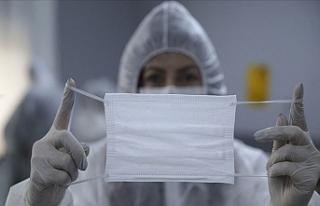MEB'in Cerrahi Maske Üretimde Hedefi 10 Milyon