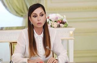 Mihriban Aliyeva'dan Türkiye'ye Teşekkür...