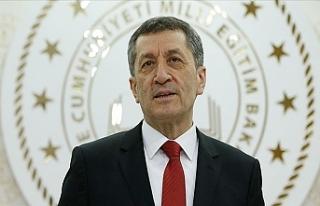 Milli Eğitim Bakanı Ziya Selçuk 'tan 23 Nisan...
