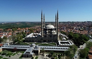 Mukabele Geleneği Selimiye Camii'den Canlı...