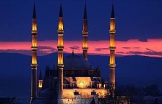 Selimiye'de Mukabele Geleneği Canlı Yayınla...