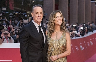 Tom Hanks ve Eşi Rita Wilson Plazma Bağışında...