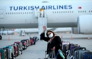 Yurt Dışındaki Türk Vatandaşlarının Tahliyesi...