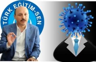 İl Milli Eğitim Müdürlerimizden Beklentimiz; Virüslere...