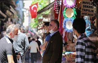 Kontrollü Sosyal Hayat'ın İlk Günü! İstanbul'da...