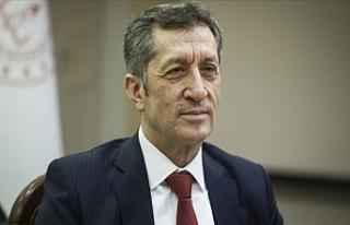Milli Eğitim Bakanı Ziya Selçuk'tan Uzaktan...