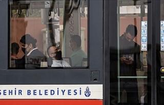 Normalleşmeyle Birlikte Otobüslere Artan Yoğun...
