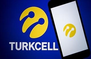 Turkcell Hisseleri Yüzde 8 Yükselişle 17,55 Liradan...