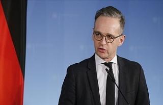 Almanya Dışişleri Bakanı Heiko Maas Rusya'nın...