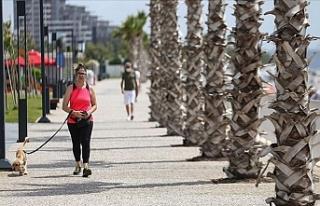 Arap Yarımadası'ndan Gelen Hava Dalgası Sıcaklığı...