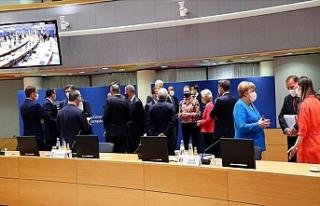 Avrupa Birliği Bütçeyi Müzakere Etmek İçin Bir...