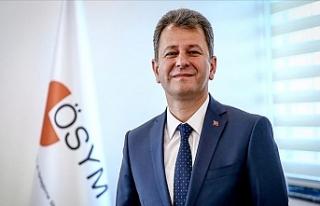 ÖSYM Başkanı'ndan Sınavlara Girecek Adaylara...