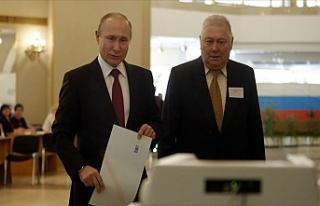 Rusya Devlet Başkanı Putin: 2036'a Kadar Görevde...