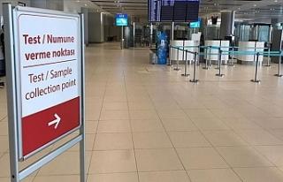 Ücreti 110 Lira! İstanbul Havalimanı'nda Kovid-19...