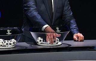 UEFA Şampiyonlar Ligi'nde Çeyrek ve Yarı Final...