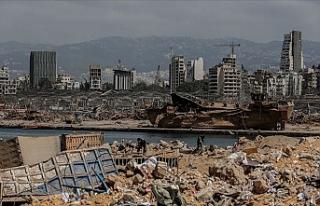Beyrut Limanı'ndaki Patlamada Can Kaybı 171'e...