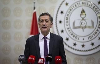 Milli Eğitim Bakanı Ziya Selçuk: Okullarda Yüz...
