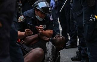 Amerika'da Floyd Protestoların 100 Gününde...