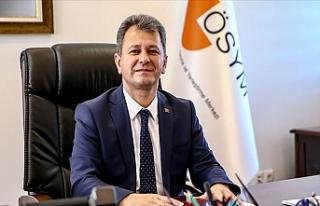 ÖSYM Başkanı Aygün'den KPSS Açıklaması
