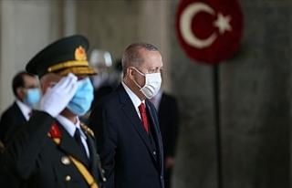 Cumhurbaşkanı Erdoğan 29 Ekim Mesajı: Ülkemize...