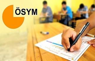 Kamu Personel Seçme Sınavı Ön Lisans Oturumu Tamamlandı