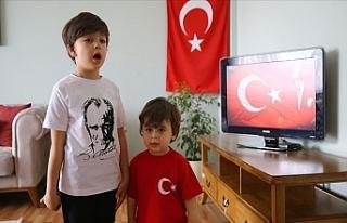 MEB Cumhuriyet'in 97'inci Yaşını Öğrencilerle...