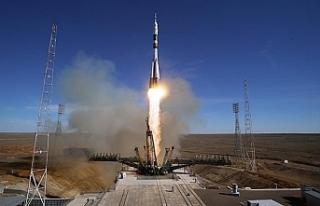 Soyuz MS-17 Uluslararası Uzay İstasyonu'na...