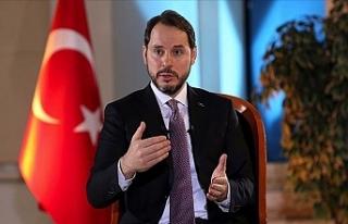 İletişim Başkanlığı: Bakan Berat Albayrak'ın...