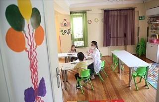 MEB: Okul Öncesinde Haftada 5 Gün Yüz Yüze Eğitim...