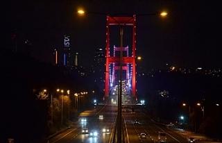 İstanbul'da Sokağa Çıkma Yasağı Başlamasıyla...