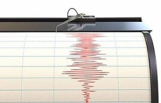 Balıkesir'de 4,1 Şiddetinde Deprem Meydana...