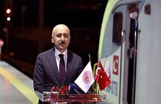 Türkiye'den Çin'e İlk İhracat Treni...