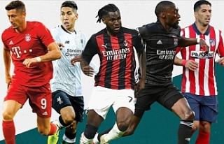 Avrupa Liglerinde Son Durum