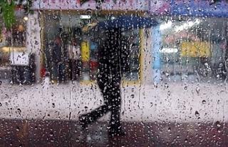 İstanbul'da Yağmur Var