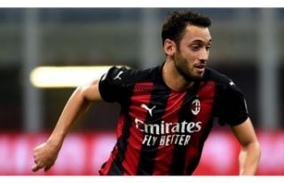 İtalya'da Aralık Ayının Futbolcusu Hakan...
