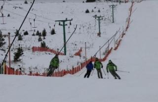 Kar Yağışı Olmaması ve Covid-19, Kayak Merkezlerini...