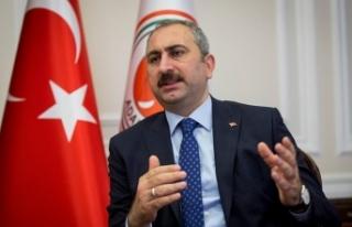 Adalet Bakanı Gül: 13 bin 202 Yeni Personel Alımı...