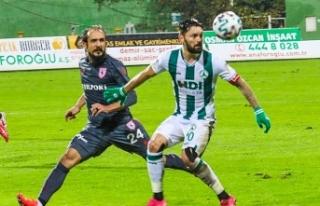 Birinci Lig'de Zirve Karadeniz'in