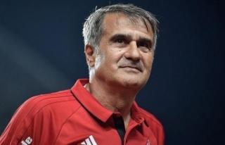 Şenol Güneş: Hedefimiz Dünya Kupası'na Katılmak