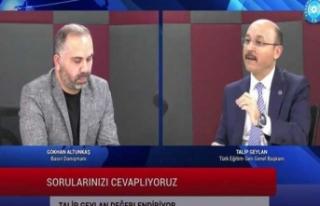 Talip Geylan: Atama Takvimi Bir An Evvel Açıklanmalı...