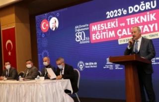 Türk Eğitim-Sen'in Düzenlediği '2023'e...