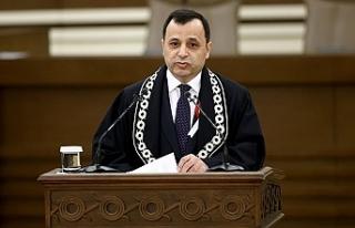 Zühtü Arslan: Anayasa, Yasama, Yürütme ve Yargı...