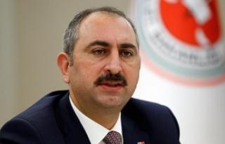Adalet Bakanı Gül'den Kadına Yönelik Şiddet...