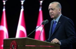 Erdoğan'dan Toplantı Sonrası Açıklamalar;...