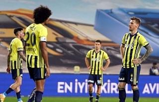 Fenerbahçe'ye Ağır Darbe