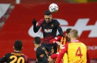 Galatasaray, Kayseri'de Kazandı