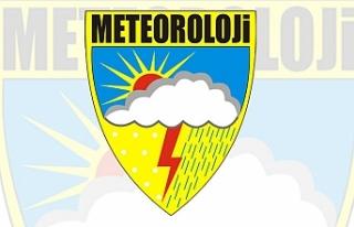 Meteoroloji'den Açıklama: 'Çamur Yağışı'...