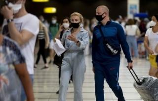 Rusyalı Turistlerin Türkiye Tercihi Devam Ediyor
